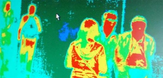 camera termica