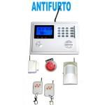 attivazione antifurto