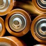 batteria per sensori allarme